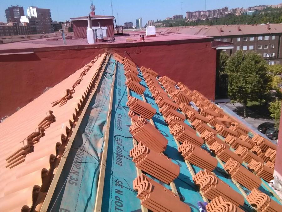 Como construir un tejado trendy pergola a aguas carpinteria santa clara youtube with como hacer - Carpinteria santa clara ...