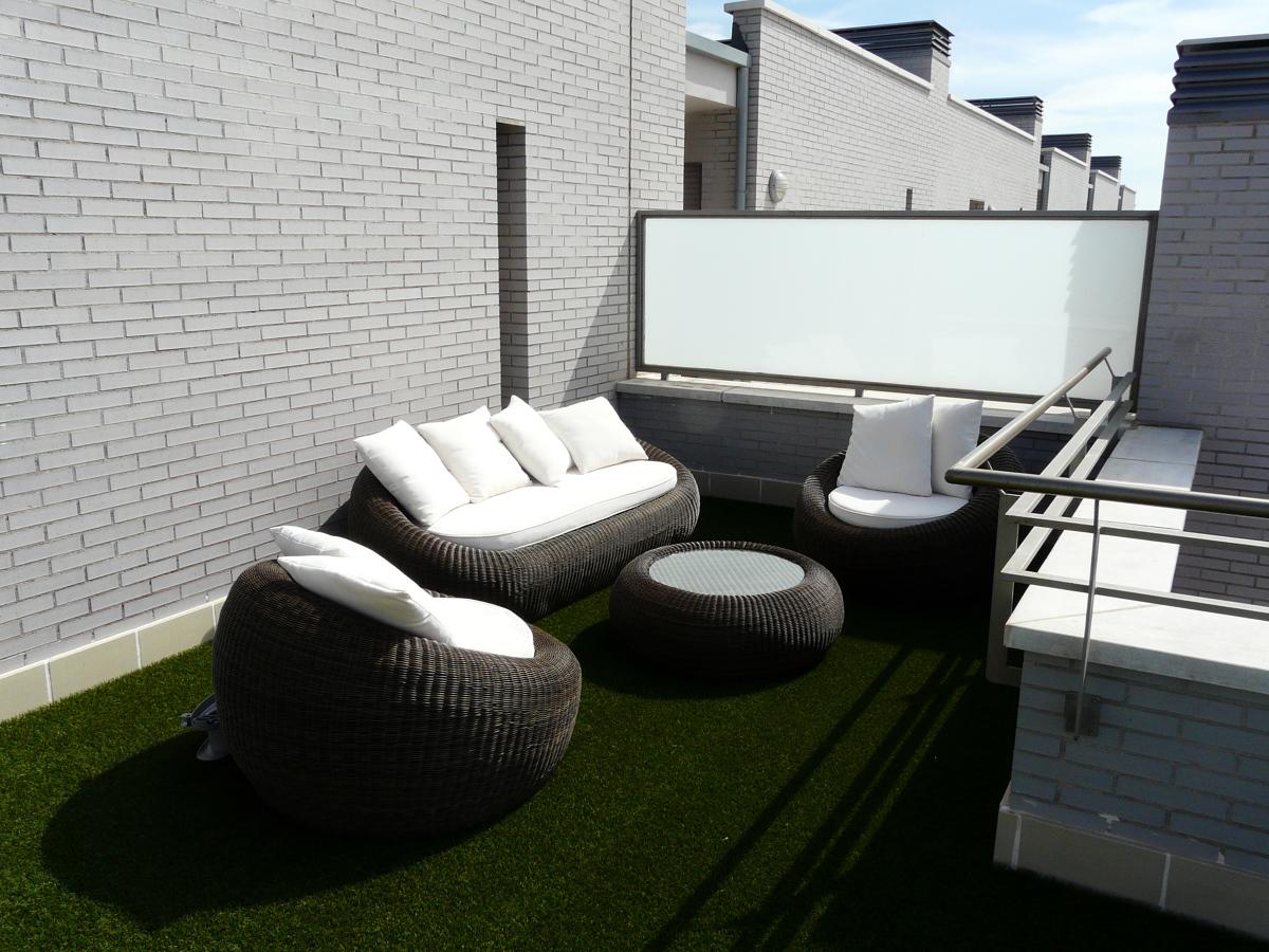 Reforma de terrazas