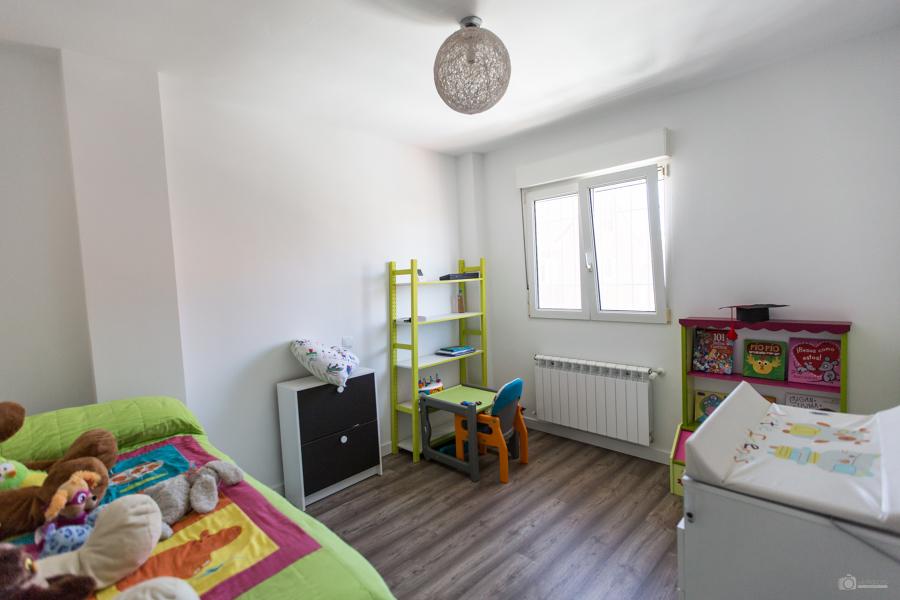 Reforma de un dormitorio infantil por Vivienda Sana