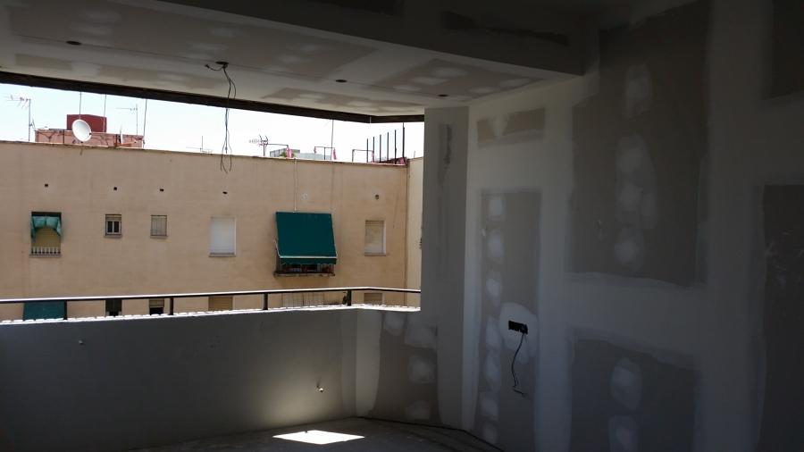 Reforma de un piso en Badajoz