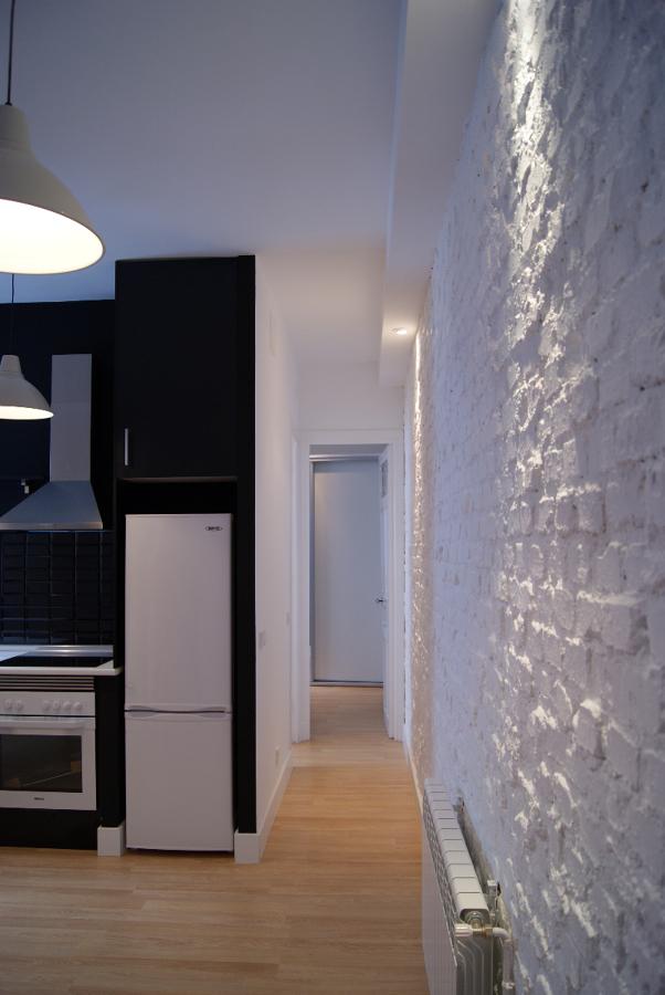 Reforma de vivienda en madrid centro