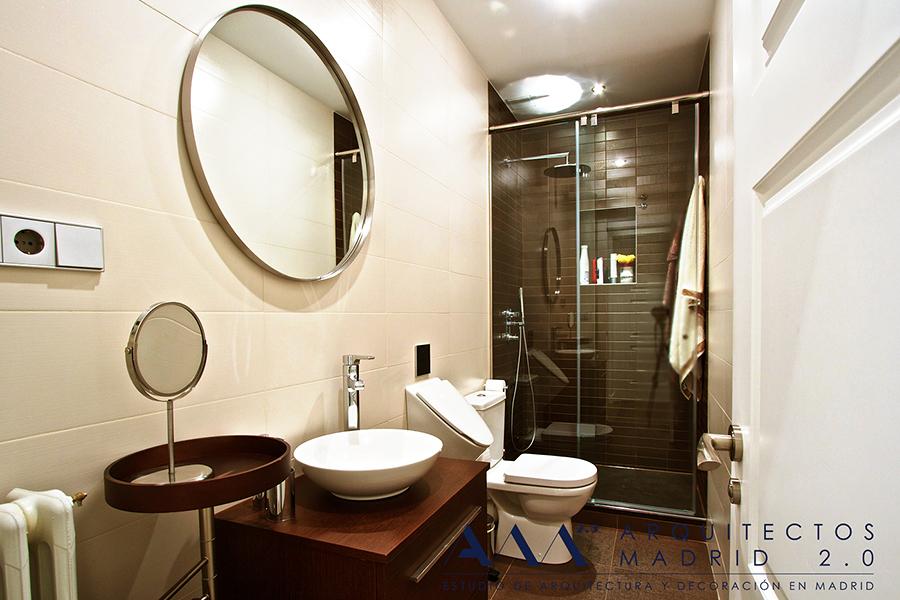 Reforma de vivienda en Madrid V-S | Arquitectos Madrid 2.0 | Baño 03