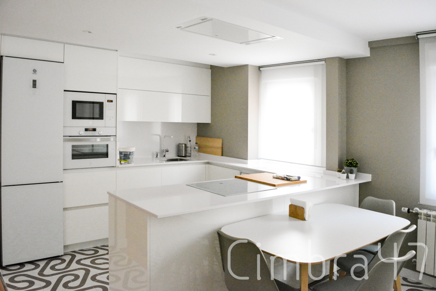 Reforma de vivienda unifamiliar en Burgos