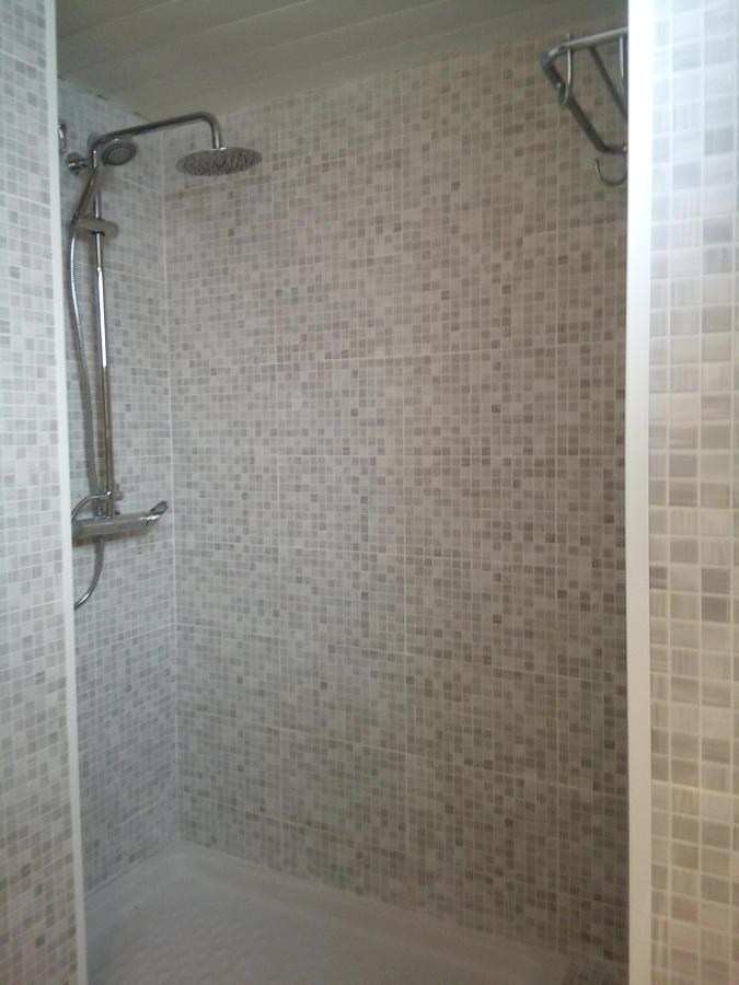 reforma de zona de ducha