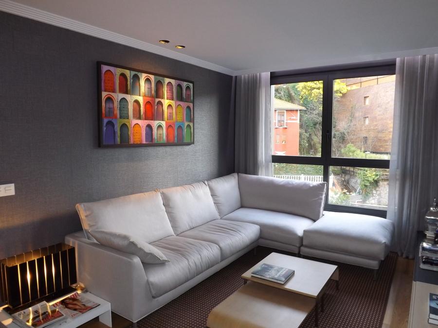 Reforma e instalacion de mobiliario en Deusto