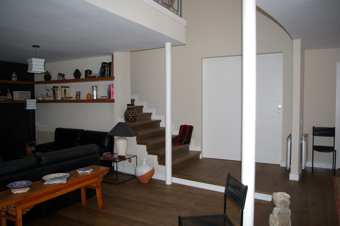 Reforma e interiorismo de vivienda en Pozuelo de Alarcón-Madrid