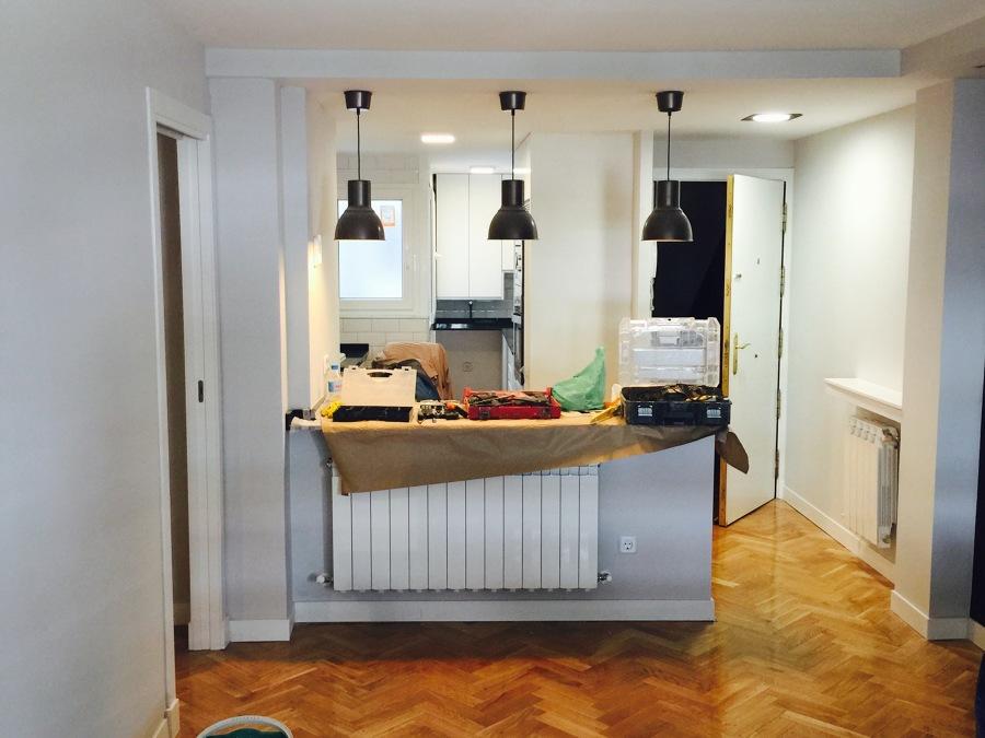 Reforma en apartamento