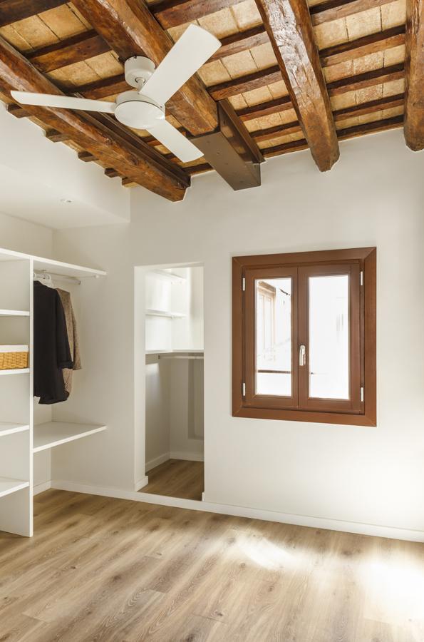 Reforma en Dormitorio de Vivienda