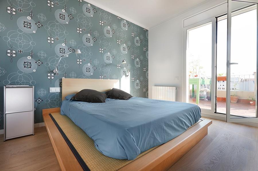 Reforma en Habitación doble con Terraza