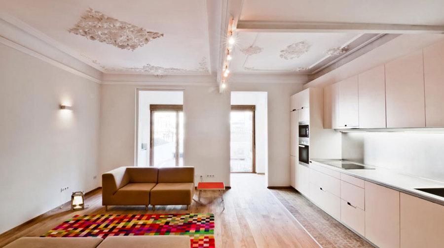 Reforma en una finca modernista catalogada en Barcelona