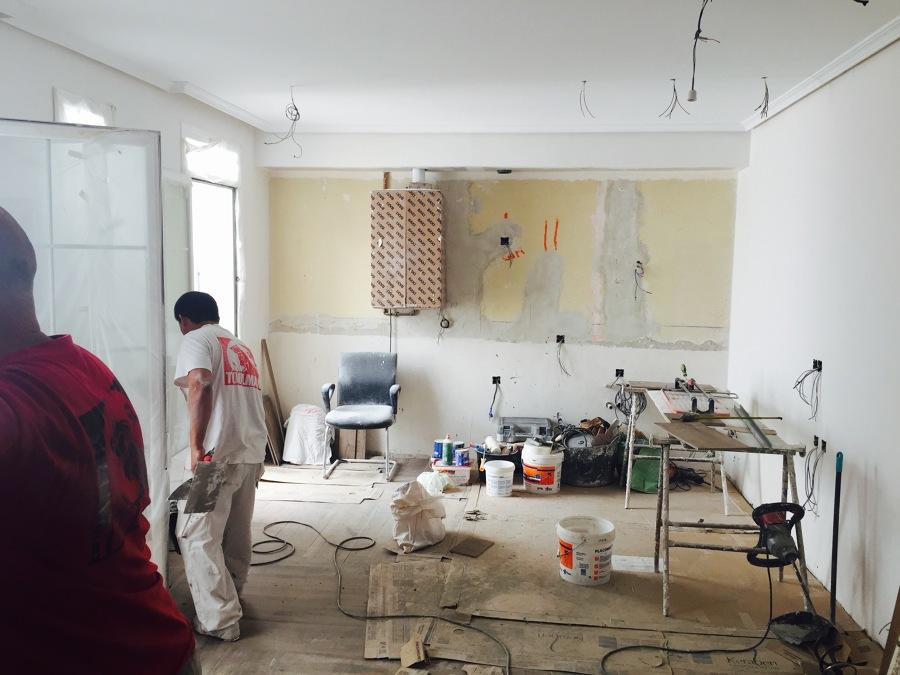 Reforma en vivienda