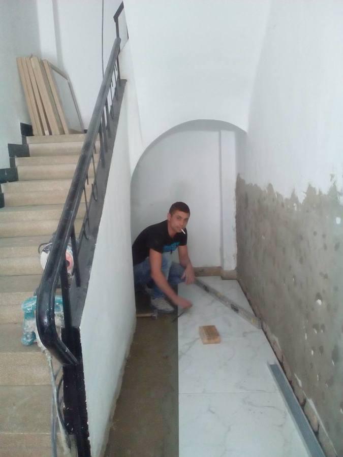 Reforma escalera