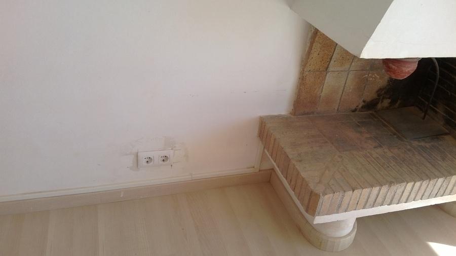 Reforma estancia vivienda