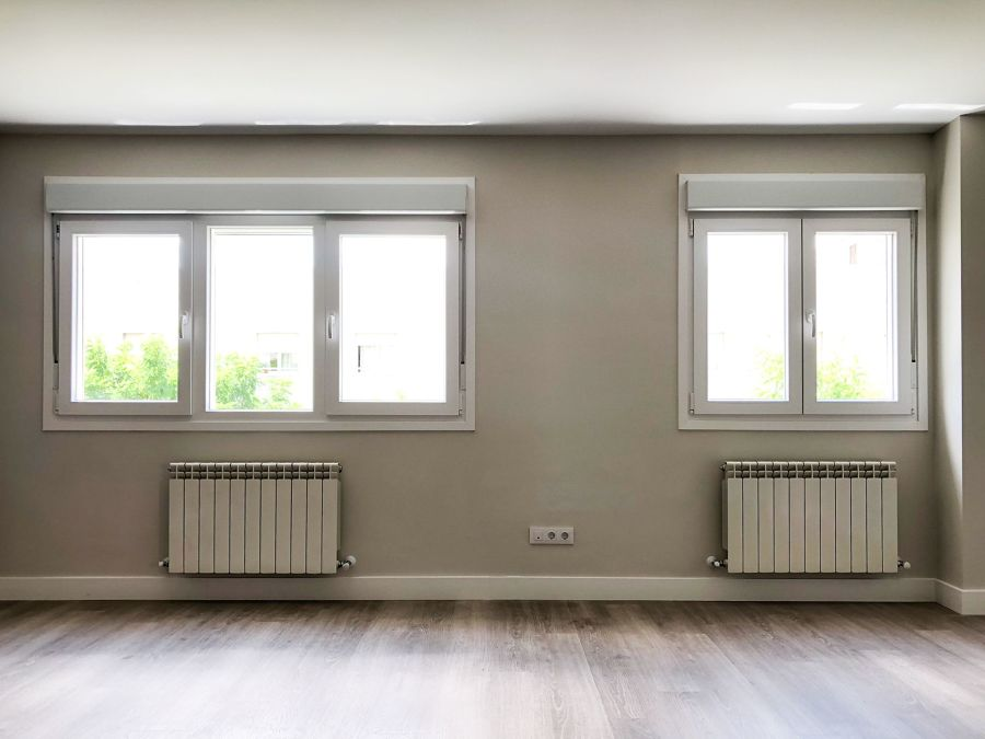 Reforma Integral Almagro - Salón y ventanas