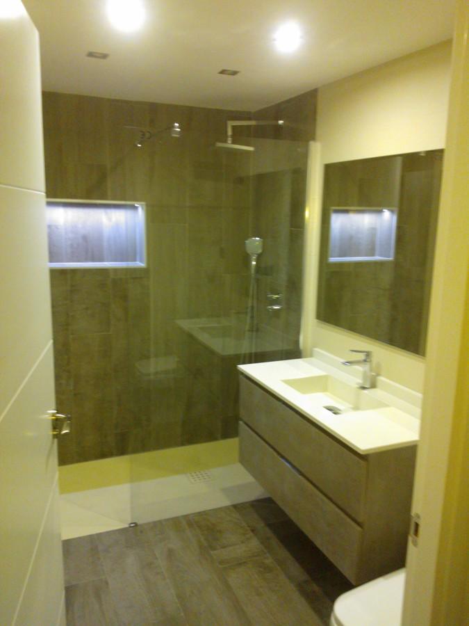 Reforma integral-baño principal