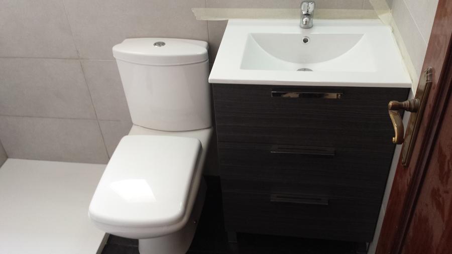 Reforma Baño Integral:Foto: Reforma Integral Baño de RS Instalaciones y Reformas