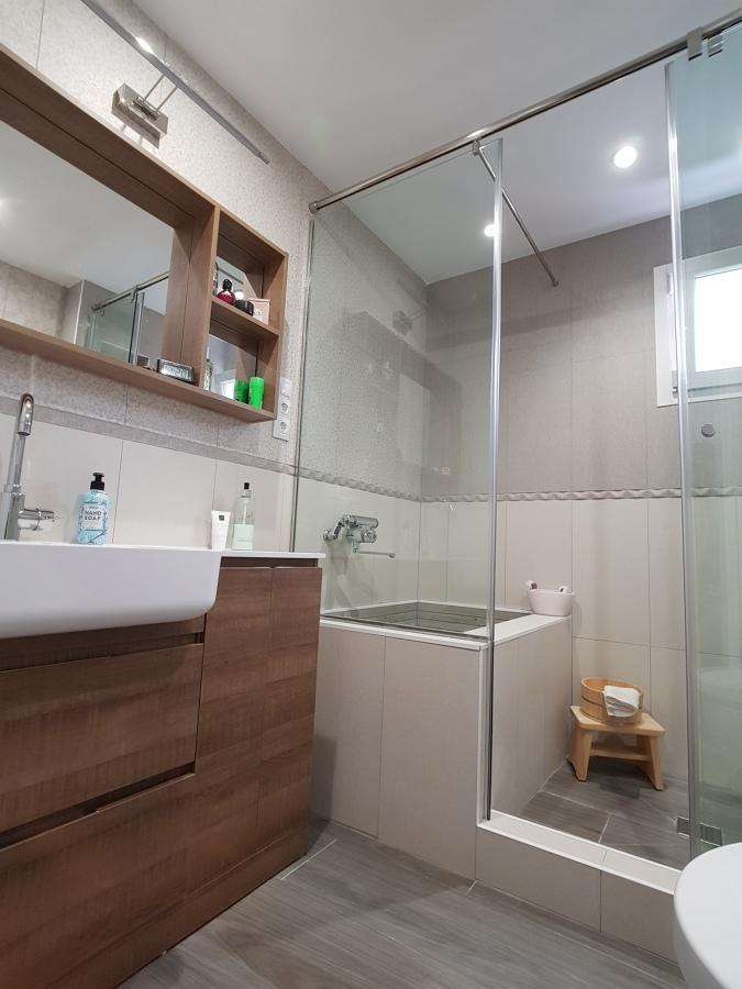 Reforma integral - cuarto de baño