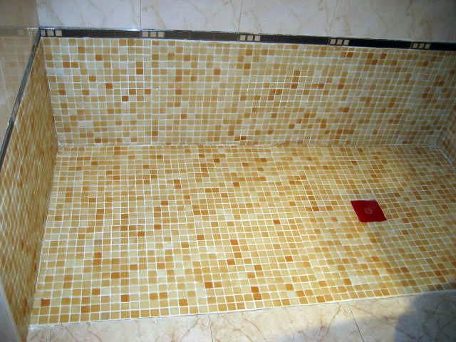Reforma integral cuarto de baño en Alcañiz - Teruel -