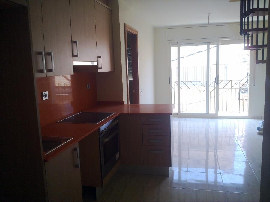 Reforma integral de apartamento en Salou.