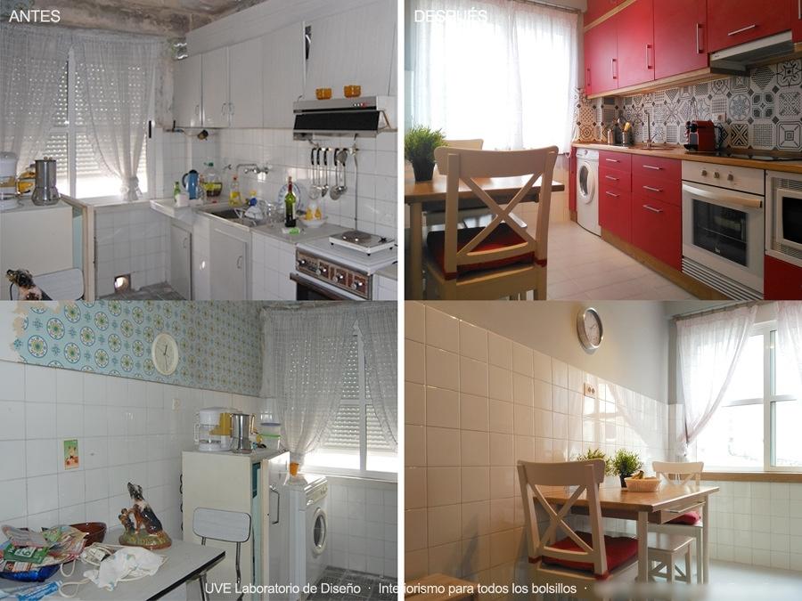 Reforma integral de cocina en a coru a ideas decoradores for Reforma integral cocina