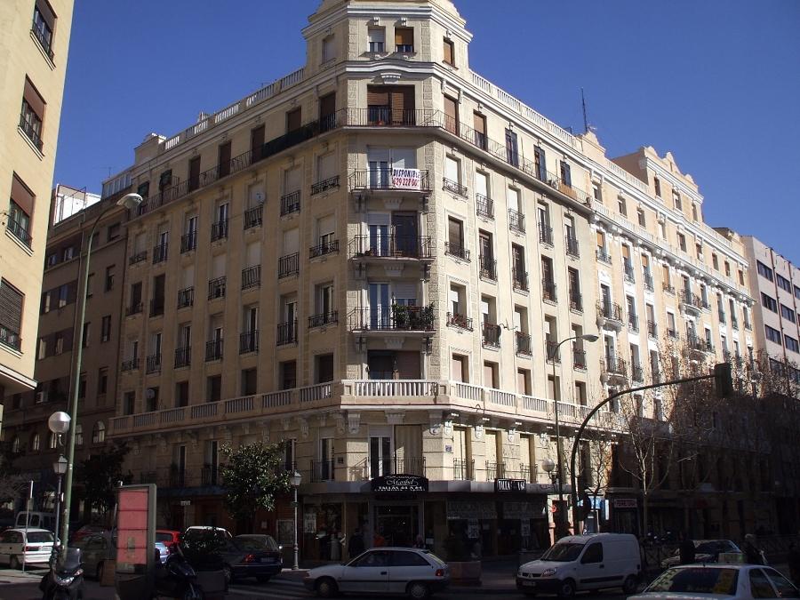 Restauraci n integral edificio calle goya 111 de madrid for Empresas de mantenimiento de edificios en madrid