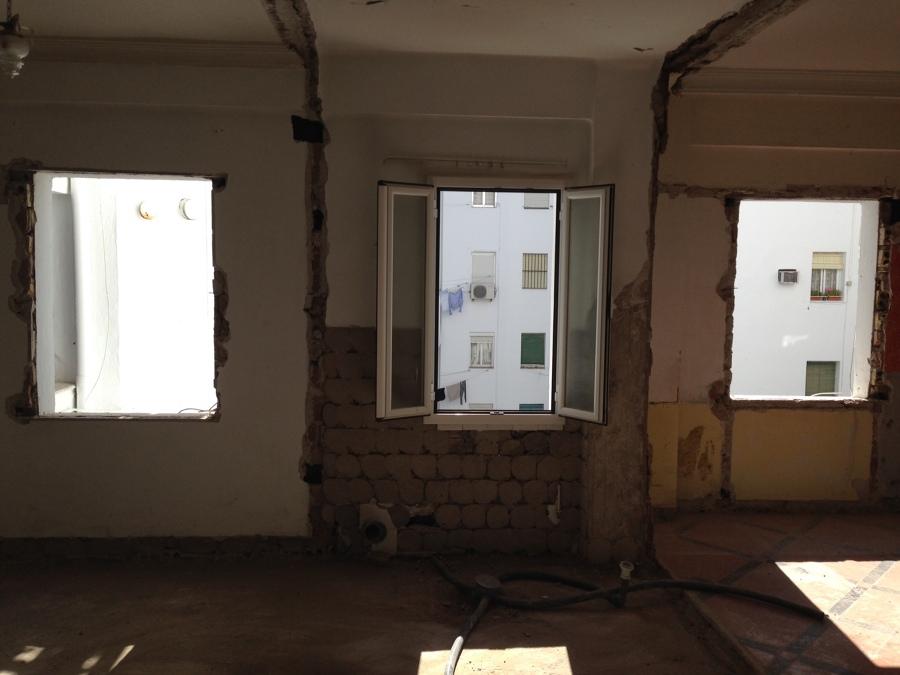 Reforma integral de piso en sevilla ideas reformas viviendas for Reforma piso sevilla