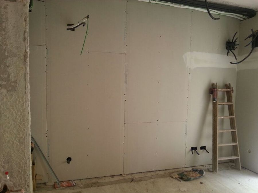 Foto reforma integral de piso en sevilla de iberteco 2013 for Reforma piso sevilla