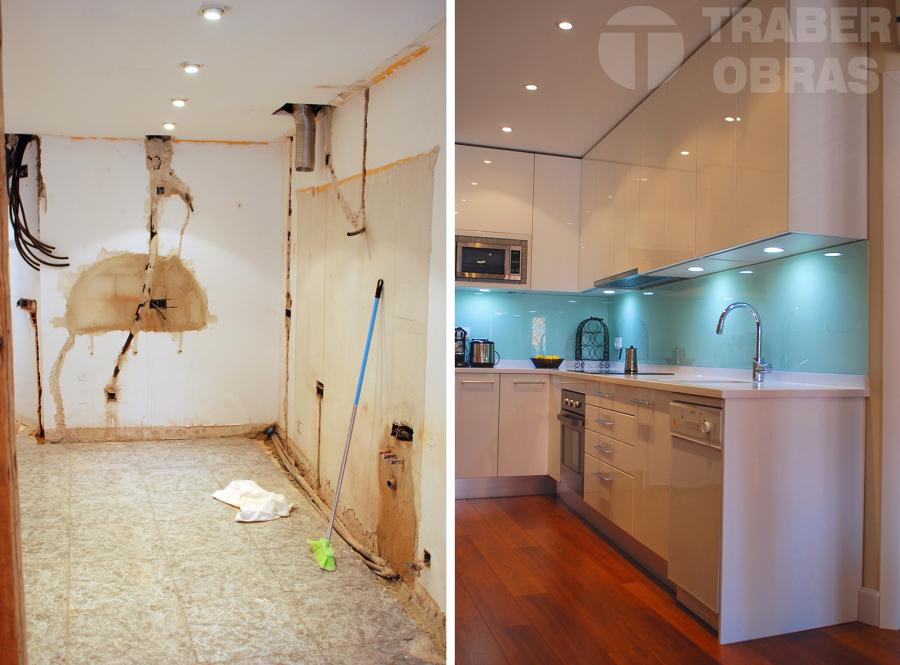 Reinventado una vivienda en el barrio de chueca - Precios reformas integrales ...