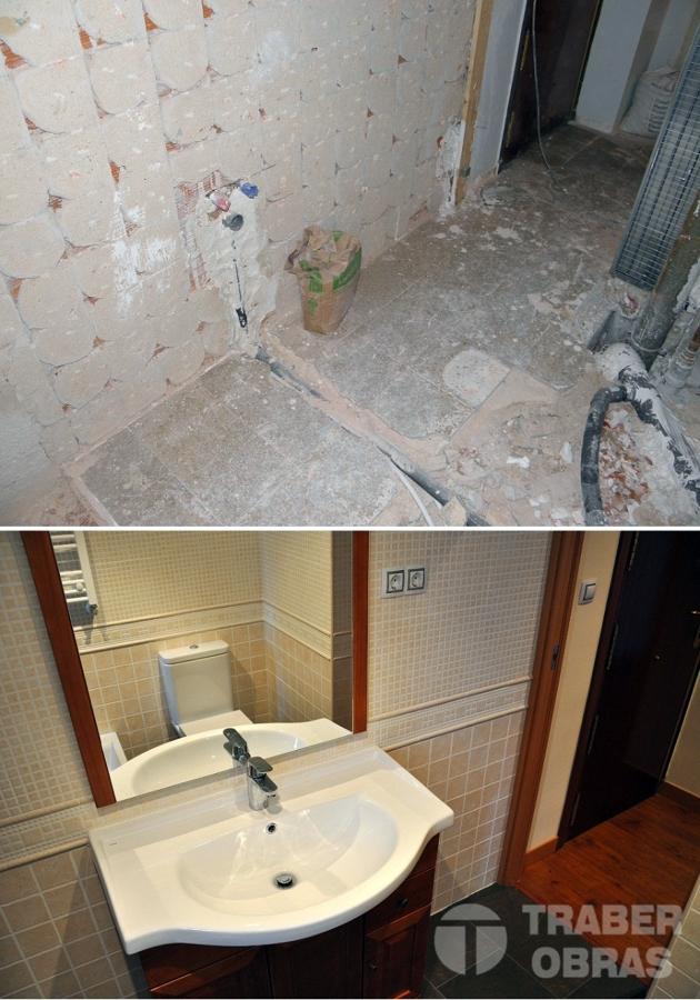 Foto reforma integral de vivienda por traber obras ba o - Reforma integral de vivienda ...