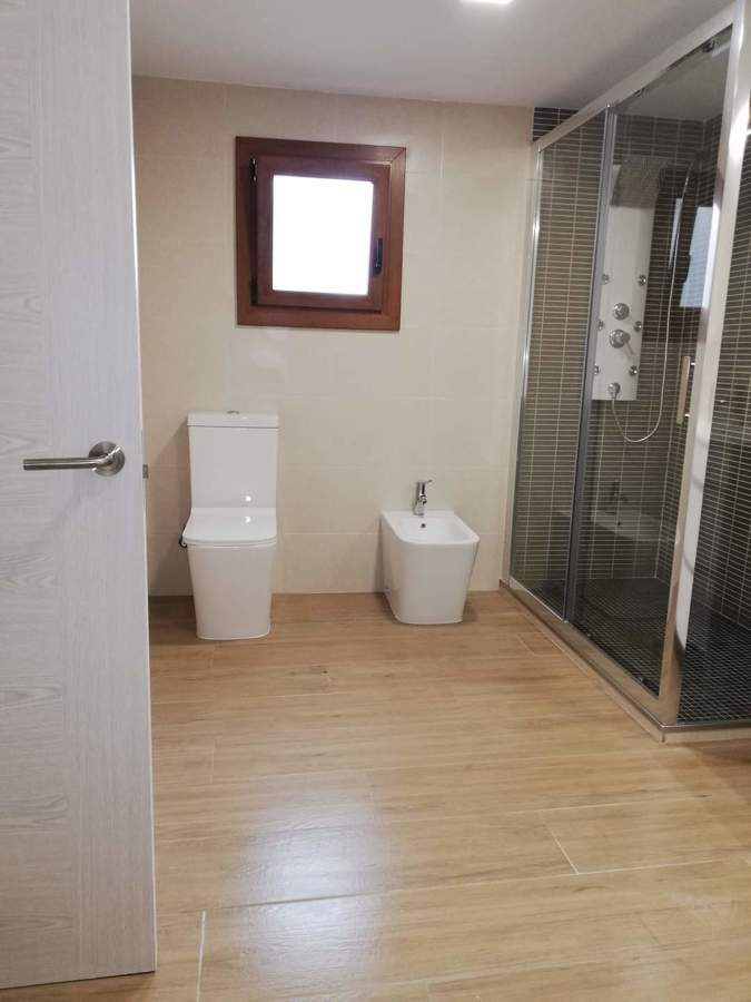 Reforma integral del lavabo