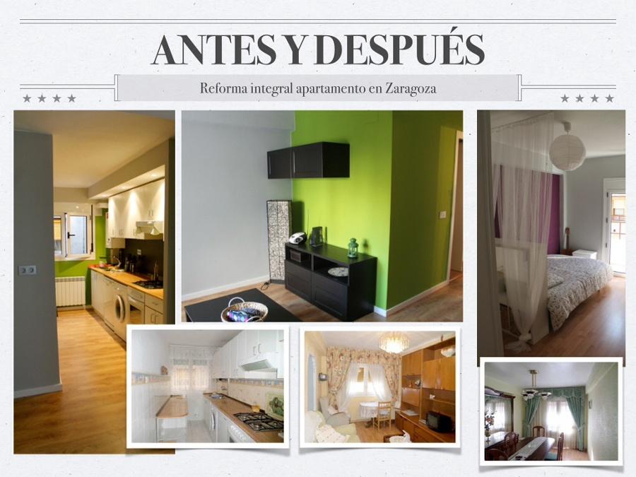 Reforma integral de vivienda en zaragoza ideas reformas viviendas - Reformas en zaragoza ...