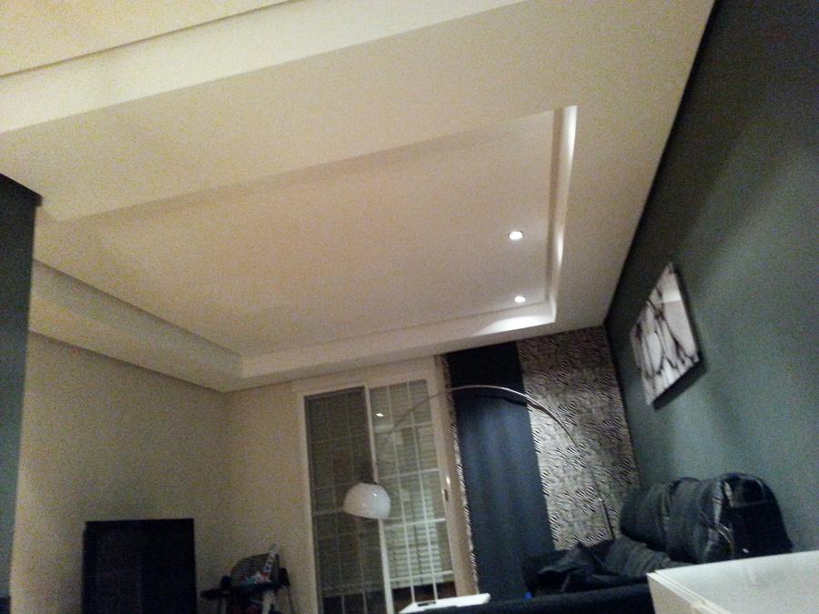 Decorar cuartos con manualidades placas de escayola para - Techos registrables pladur ...