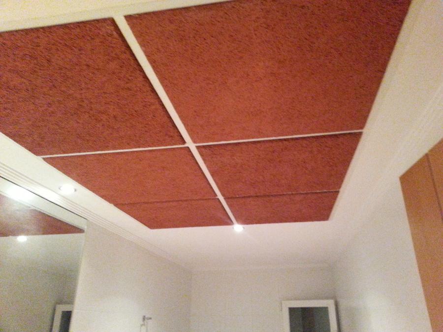 Cervantes ideas reformas viviendas - Placas de techo desmontable ...