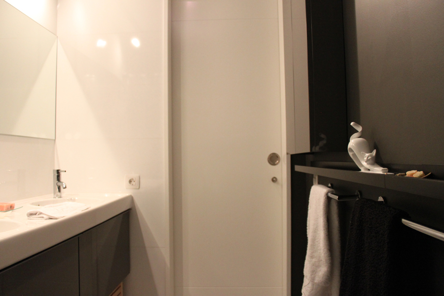 Reforma interior - Apartamento de Soltero - Baño