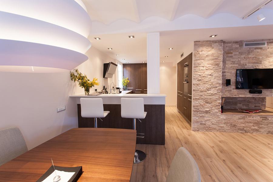 foto reforma interior vivienda de cliparquitectes 689781