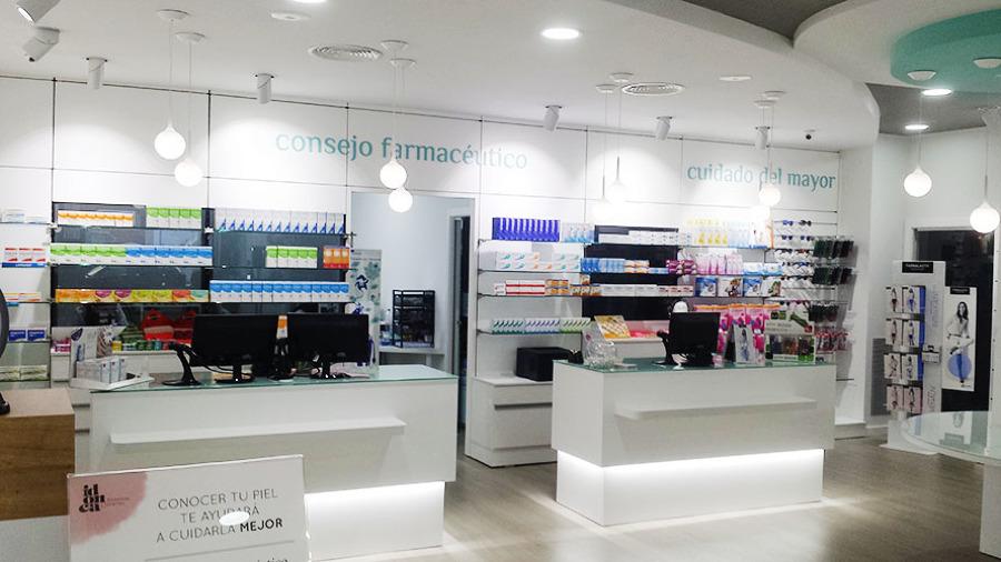 Reforma Local comercial Farmacia