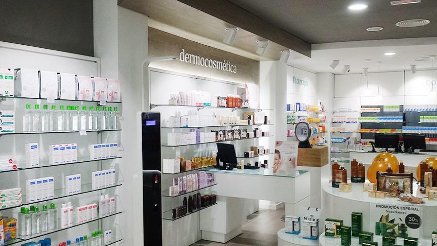 Reforma local comercial farmacia ideas reformas viviendas - Reforma local comercial ...