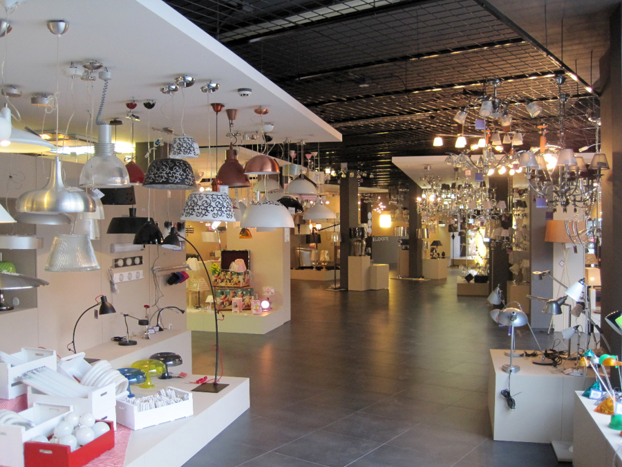 Reforma Local Comercial Luz Norte (Perillo)