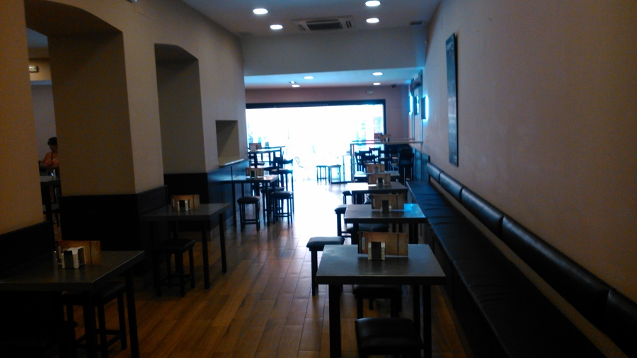 Reforma local comercial restaurante ideas reformas - Reforma local comercial ...
