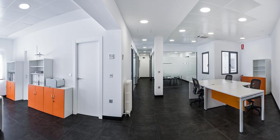 Reforma de oficina de agencia de viajes ideas reformas for Reformas de oficinas