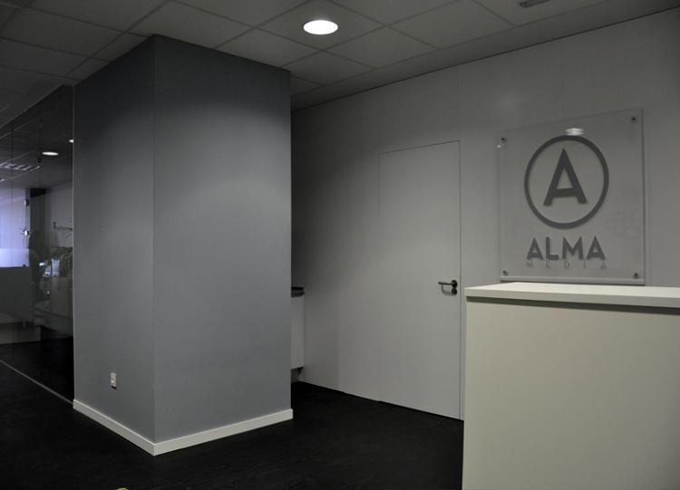 Reforma oficina agencia publicitaria 2