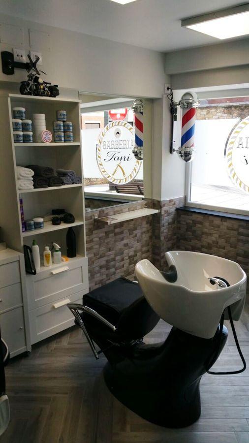 Reforma peluquería/barbería