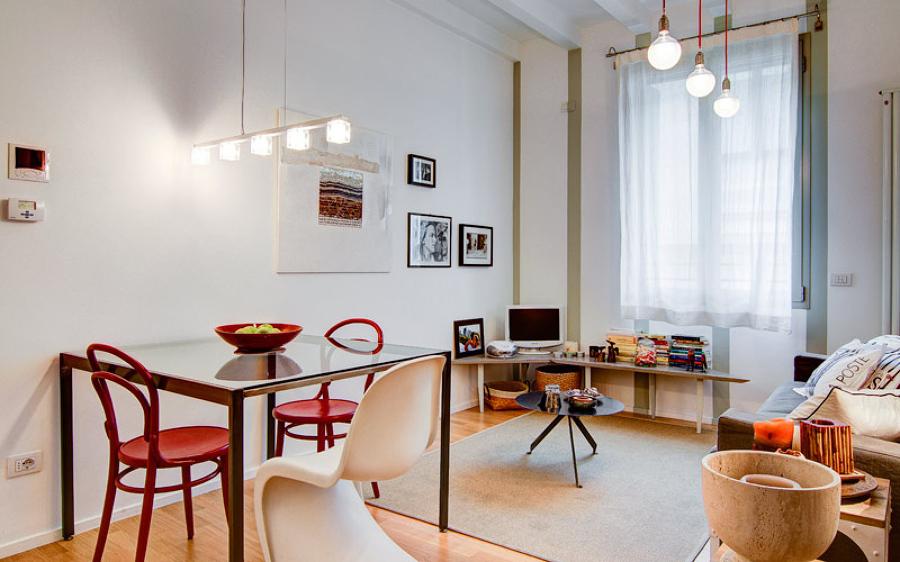 Reforma pequeño apartamento Madrid Centro