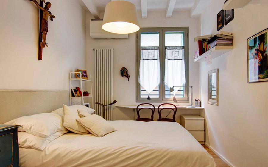 Reforma de un peque o apartamento en madrid centro ideas for Ideas apartamento pequeno