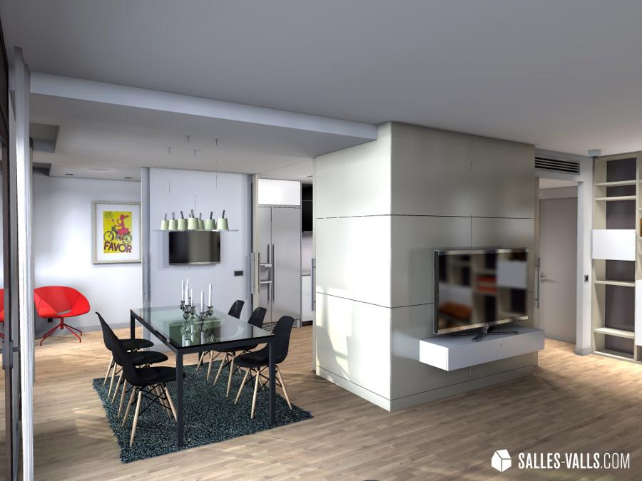 Foto reforma piso integral de estudi sall s valls 453042 for Reforma piso sevilla