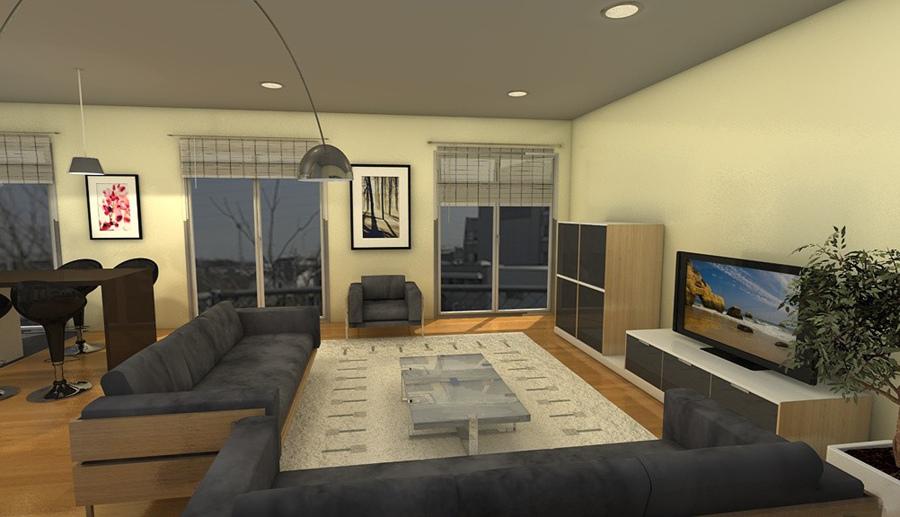 3d de la reforma de un piso en vigo ideas reformas viviendas - Presupuesto para reformar un piso ...