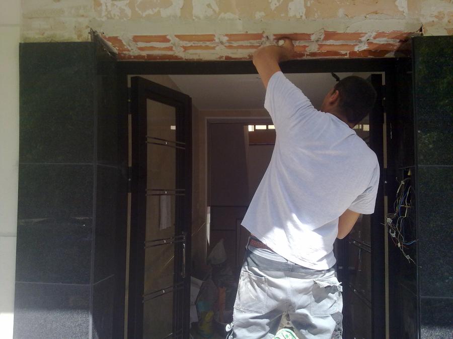Foto reforma portal de predaart 260068 habitissimo - Portal de reformas ...