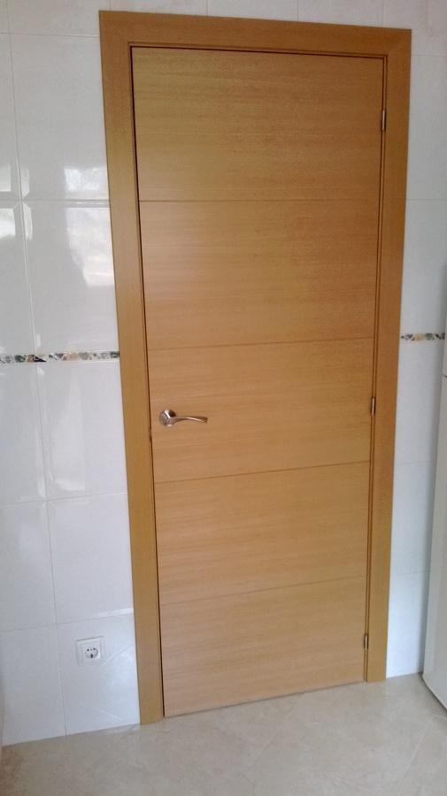 Reforma puertas y armarios