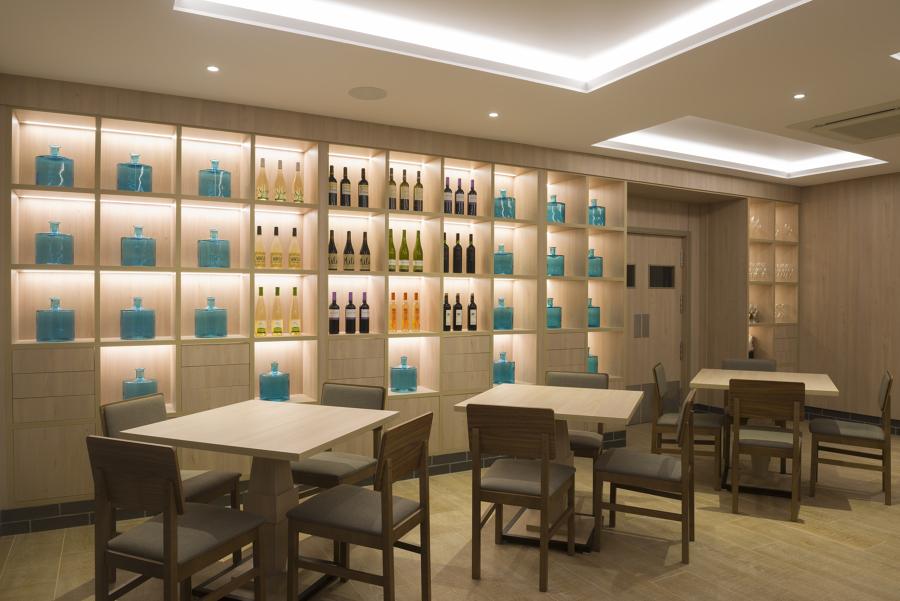 Reforma restaurante Aguas Blanquillas