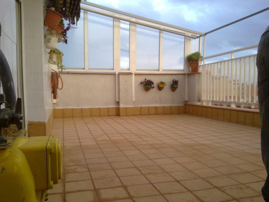 Foto reforma terraza comunitaria por filtraciones de rs - Reformas de terrazas ...